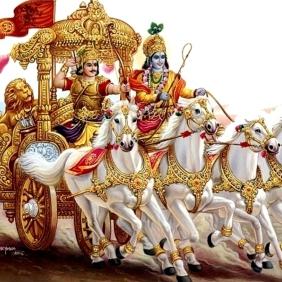 Мудрость Древней Индии. Бхагавадгита. Часть1