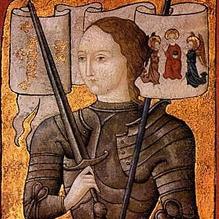 Легенда по имени Жанна д'Арк