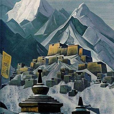 Тибет. «Голос безмолвия»