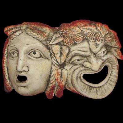 Театр мистерий Древней Греции