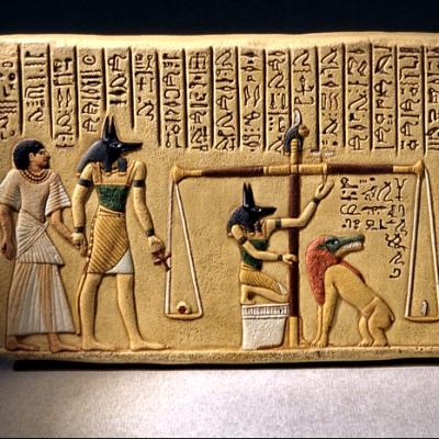 Тайны папируса Ани
