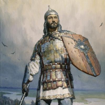 Искусство быть воином. Куликовская битва