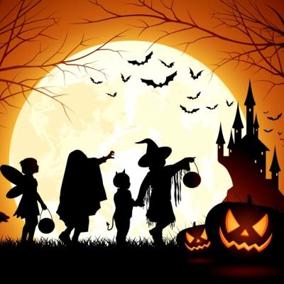 Хэллоуин. Кельтские традиции встречи зимы.