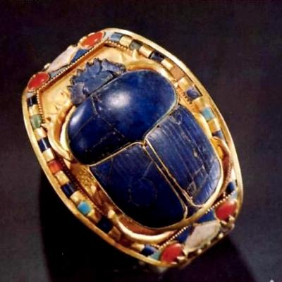 ЮВЕЛИРНОЕ ИСКУССТВО в Древнем Египте