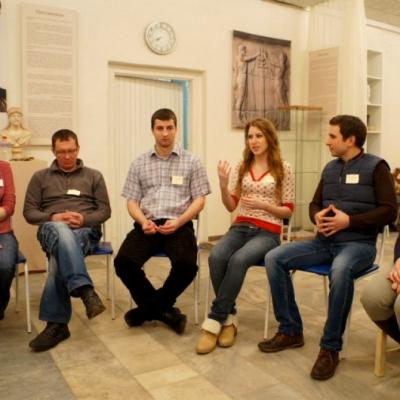 Философский дискусcионный клуб в Зеленограде