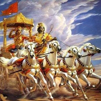 Лекция «Мудрость Древней Индии: Бхагавад Гита«, часть 1