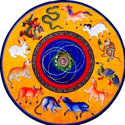 Куда бегут небесные животные. Звездные традиции китайского  нового года.