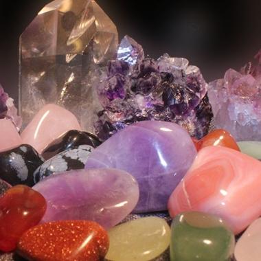 Как живут камни и минералы