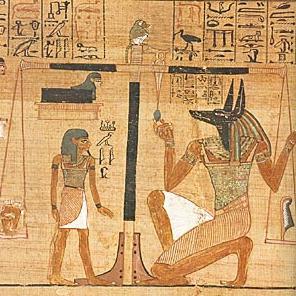 Египетская Книга мёртвых. Папирус Ани