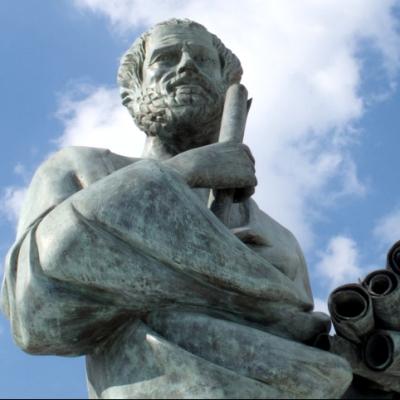 «Аристотель. Философия наглядно» (набор в группу продолжается)