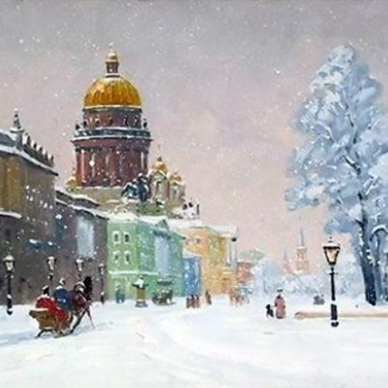 Петербургская мистерия: МУСИЧЕСКИЙ ПРОМЕНАД