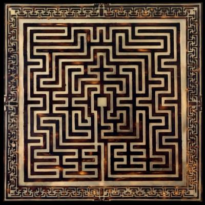 Лекция «Лабиринт. Символика внутреннего центра»