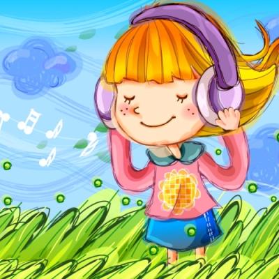 Занятие для детей «Рисуем музыку»