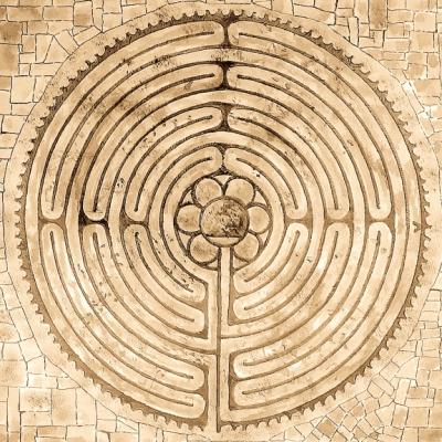 Лекция + философская игра «Лабиринт. Путь к центру»