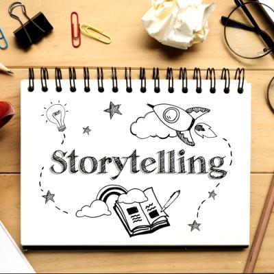 «Сторителлинг». Искусство создавать истории