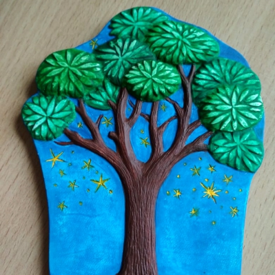 Щедрая душа дерева