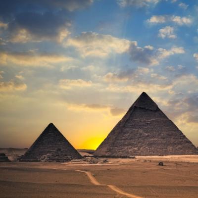 Как не строили египетские пирамиды
