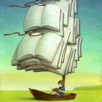 Cлэм «Книги, пробуждающие  человечность»