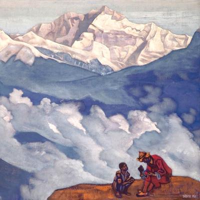 Лекция «Мудрость Тибета. Путь ученичества»