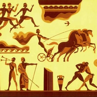 Погружение в культуру. Древняя Греция