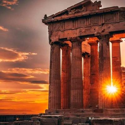 Лекция «Семь чудес Древней Греции»