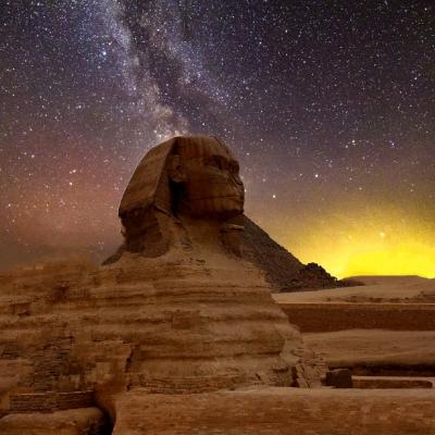 Лекция «Древний Египет. Ностальгия по Настоящему»