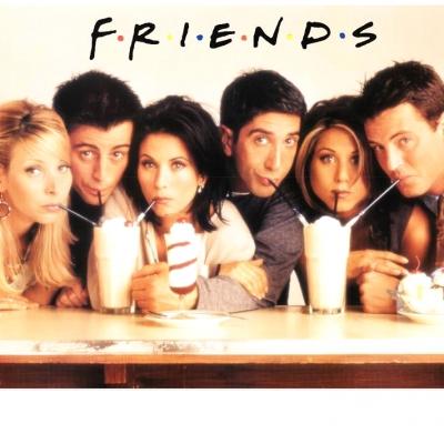 Философский киноклуб о сериале «Друзья«(«Friends»)