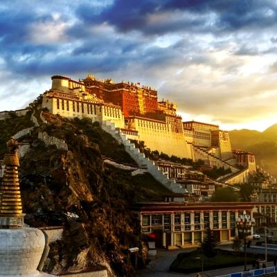 Тибет в кинематографе