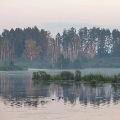 Река Яуза от устья до истока