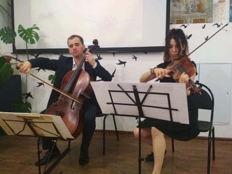 Благотворительный концерт «Посвящение А. С. Пушкину»