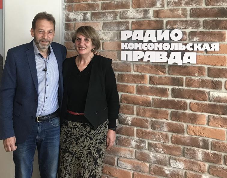 Философия добра. Как помочь человеку сбыться Интервью радио «Комсомольская правда»