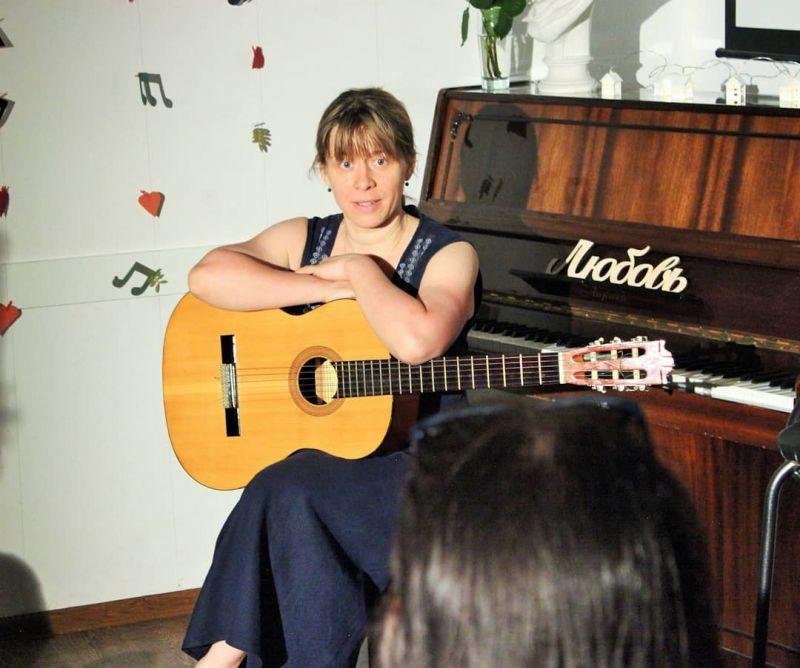 Музыкальный вечер «Пой мне ещё»