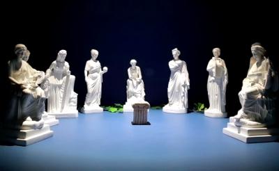 Выставка «Девять муз. Возвращение памяти»