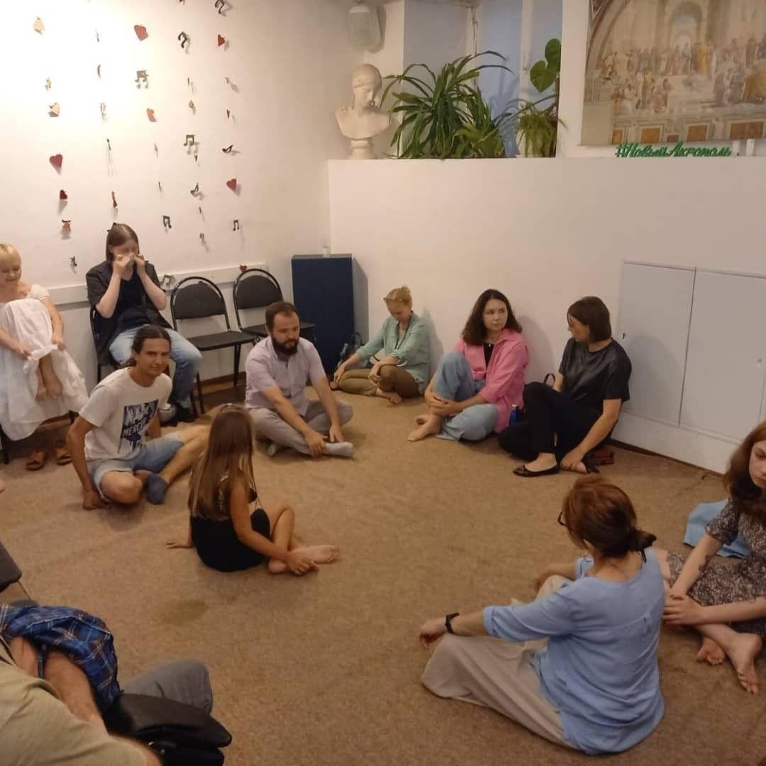 Практикум «Учимся слушать: музыку, тишину и самого себя»