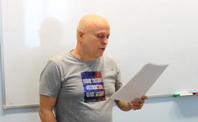 Встреча с поэтом Евгением Романовым