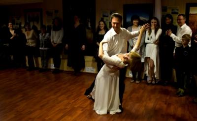 Вечер «Философия танца. Почему люди танцуют?»